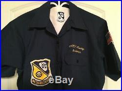 Us Navy Blue Angels Demo Team Demonstration Team F/a-18 Usn