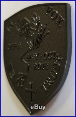 Usn Seal Team VII Fox Trot Platoon Oef Iraq In Fox We Trust