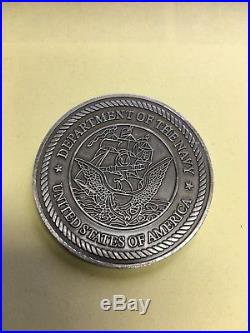 VERY RARE, MCPON, cpo challenge coin, Navy Chief Challenge Coin, Challenge Coin