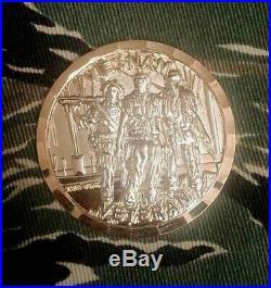Vietnam Veteran Challenge Coin Army Marines Navy Air Force Coast Guard